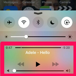 adele hello iOS