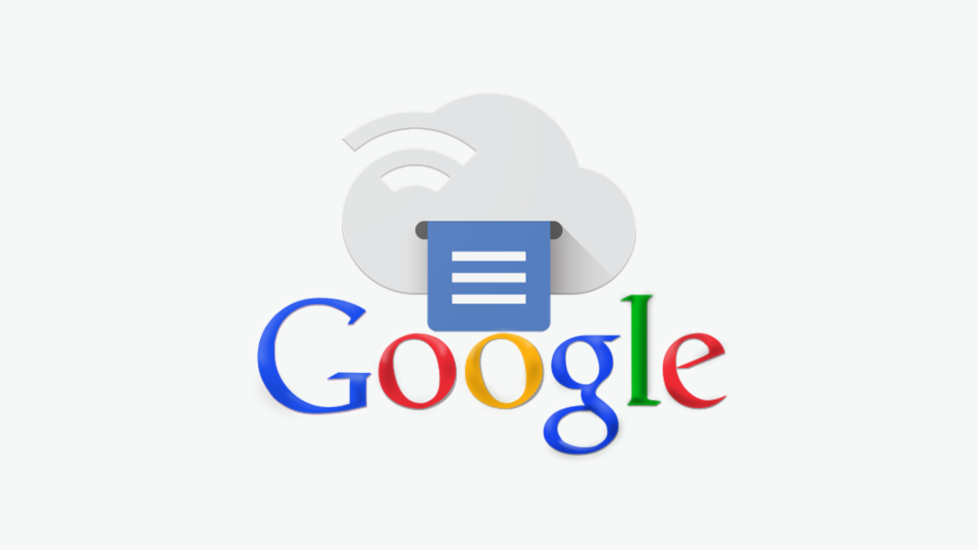 How To Work With Google Cloud Print