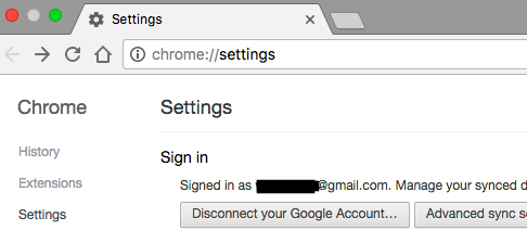 make sure you are signed into gmail