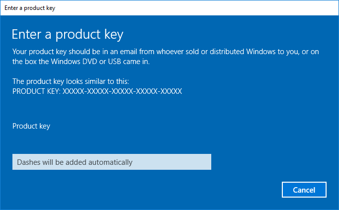 How to get windows 10 pro product key 64 bit nucuta for Window 10 pro product key
