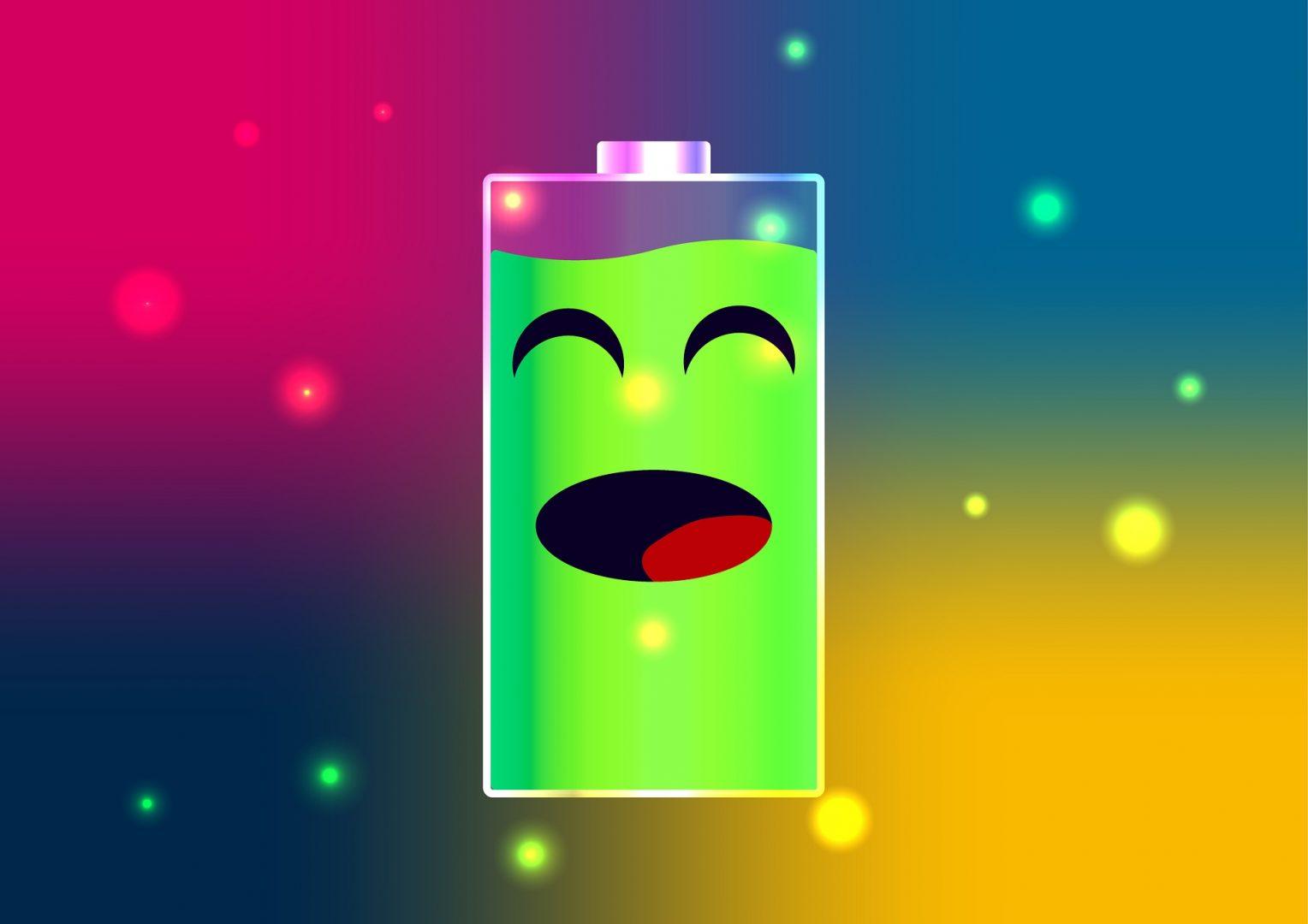 Phone battery