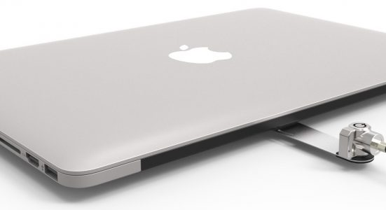 Macbook Pro Lock Slot Adapters with Maclocks