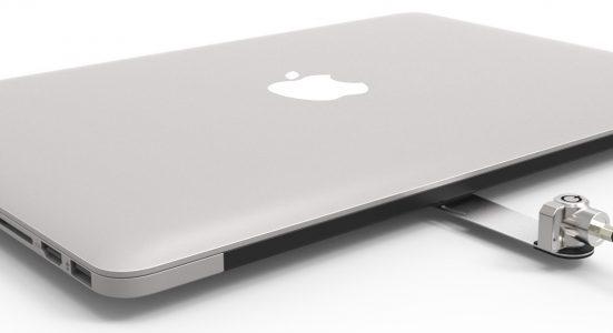 Macbook Pro Lock Slot Adapters with Maclocks