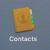 contacts mac logo