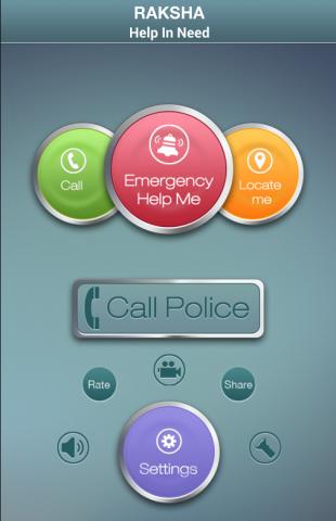RAKSHA for Android and iOS Avani Technology Solution Inc