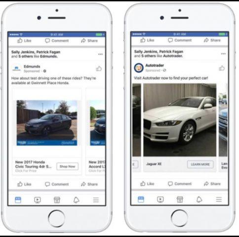 Sell Car through FB ads