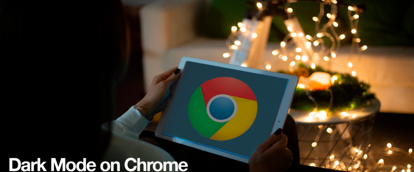 Dark Mode Windows Chrome